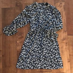 Jcrew Factory Knee Length Dress